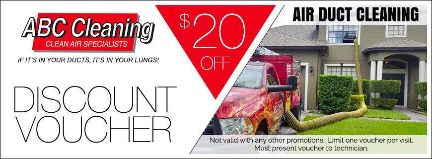 Air Duct Cleaning Specials Orlando Fl Dry Vent